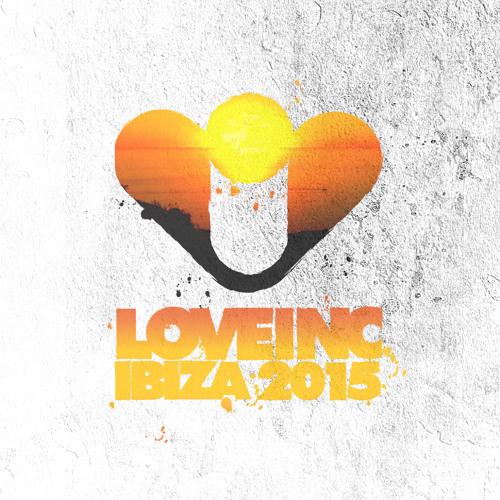 Love Inc Ibiza 2015 mixed by The Shapeshifters