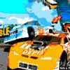 Nascar Rumble - Bonus Theme in 8bit