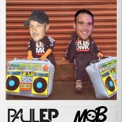MOB & PAUL EP B2B 1ST TIME  EXCLUSIVE LIVE SOUTHAMPTON Feat MC LIXXY & FLUID