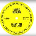 Mark Ronson I Can't Lose Ft. Keyone Starr (Pomo Remix) Artwork