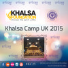 Bhai Jasbir Singh - Anand Sahib - Wed Morn - Khalsa Camp UK 2015