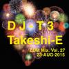 DJ T3 EDM Mix Vol 27
