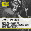 Janet Jackson - Love Will Never Do (Andrea Fiorino & Thomas Back Love Janet Booty) * FREE DL *