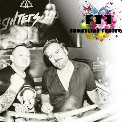 CJ BOLLAND vs FRANKY JONES @ FRONTLINE FESTIVAL (22.08.15 - ZONNEBEKE)