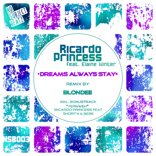 TEASER: Dreams Always Stay feat. Elaine Winter (Blondee Remix)