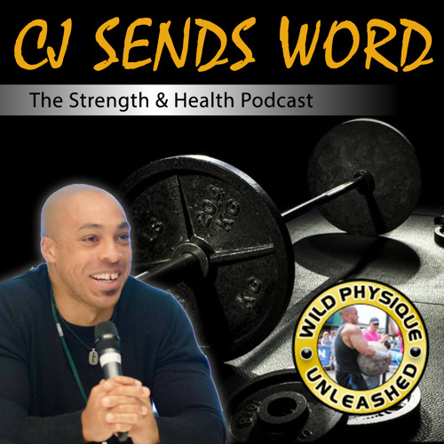 Cj Sends Word Podcast Episode #1: Reclaim Your Health