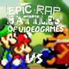 The Mario Brothers VS The Bonanza Brothers. Epic Rap Battles Of Video Games #1