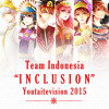 Team Indonesia - INCLUSION (youtaitevision 2015)
