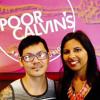 Episode 1. Lunch at Poor Calvin's, a wonderful restaurant in Atlanta.