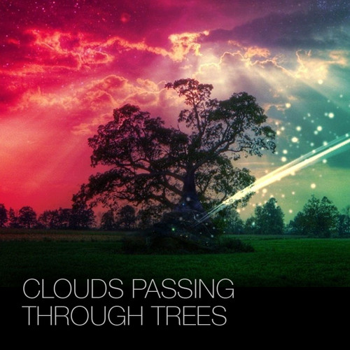 Clouds Passing Through Trees