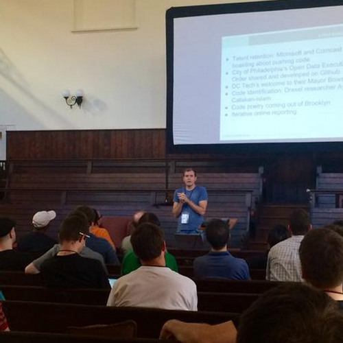 My keynote at #Fosscon2015