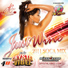 Crystal Vibez - Just Wine (2011 Soca Mix CD Preview)