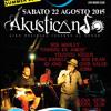 Akusticando - Roots Rock Reggae -Bob Marley - Live@Papaya Beach  - Fiumicino (Rm) 22 - 08 - 2015