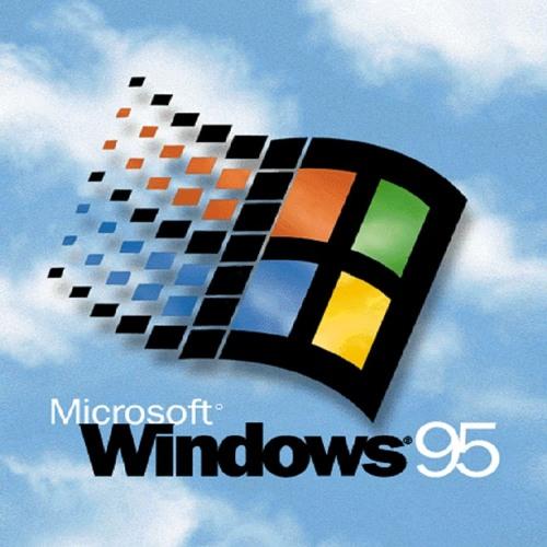 Windows 95 Start Up Sound