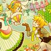 Len and Rin - A Gem, A Riddle, A Princess