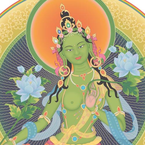 """Lama Tsultrim Allione  Discusses the """"Sacred Feminine"""""""