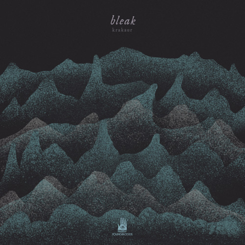YBZ004 / krakaur - Bleak EP