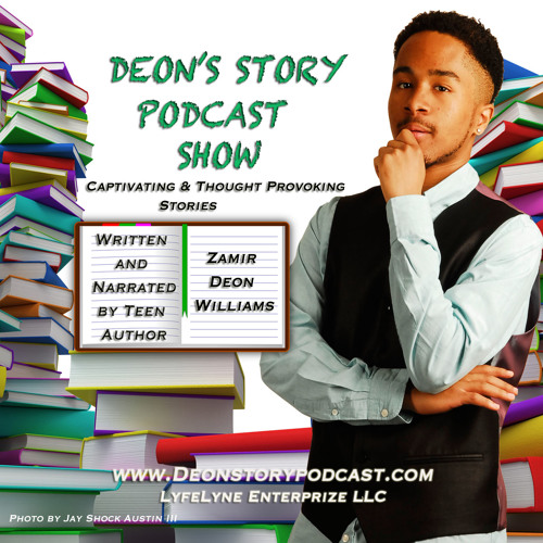 Deon Story Podcast EP1 Ekko- A Story About Time