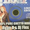 Juke jamz ryan b & dj flex, chicago ghetto house,b96, wbbm, chicago house music style