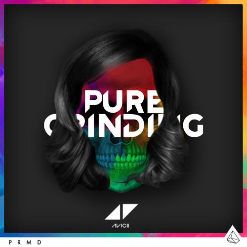 Avicii — Pure Grinding (studio acapella)