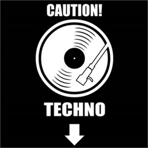 Hard Minimal Techno DJ Mix April 20 2014