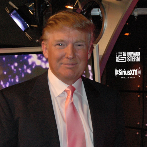 Donald Trump Calls In To The Howard Stern Show