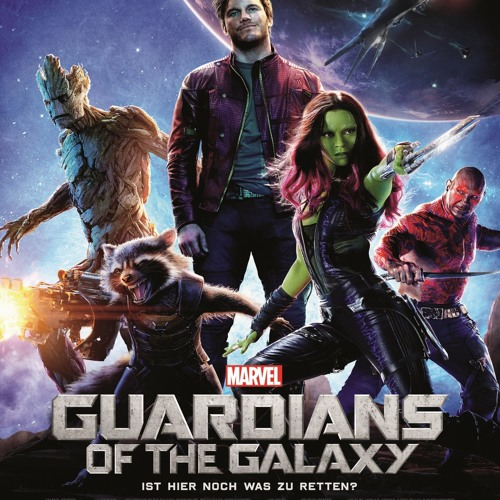 Hooked On A Feeling - GOTG