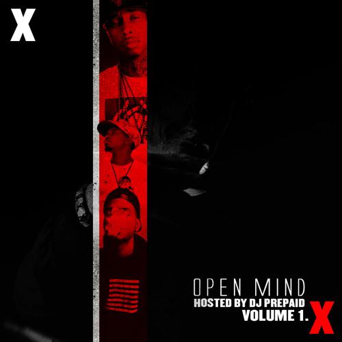 Open Mind: Volume 1 (Hosted By DJ PREPAID) by DJPREPAID