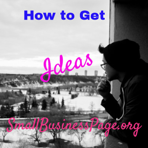 Small Business Page's tracks - How to come up with ideas (made with Spreaker)