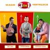 Stand Up Comedy 3 In 1doar La Union Pub Codlea - Stand Up, Magie, Ventrilocie Sambata 29 -  August