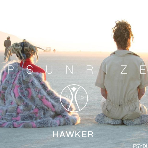 Hawker - PSUNRIZE Burning Man Mix 2015 (Psydub Chill)