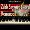 Zelda Skyward Sword - Romance In The Air, Piano