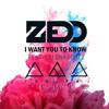 ZEDD-I Want You to Know(The PBJ Remix)[FREE DOWNLOAD]