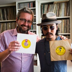 The Paradise Bangkok Molam International Band mix on Gilles Peterson Worldwide (GPWW961)