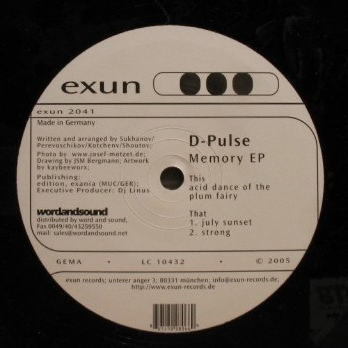 D-Pulse - July sunset