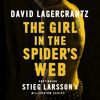 The Girl in the Spider's Web by David Lagercrantz, narrated by Saul Reichlin
