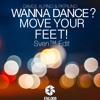Davide Alpino & Patruno vs.Junior Senior - Wanna Dance? Move Your Feet! (Sven™)