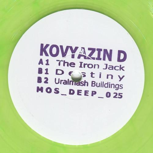 Kovyazin D - Destiny EP [MOSDEEP025] - Out Now