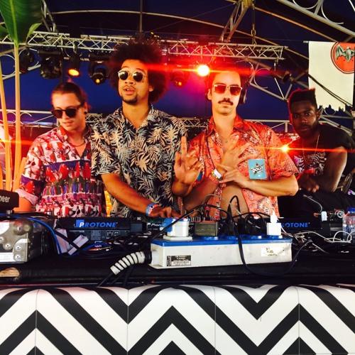 Disco Dolly Sound System @ Hacienda, Lowlands 2015