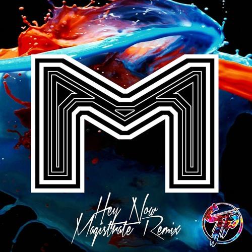 London Grammar - Hey Now (Magistrate Remix)