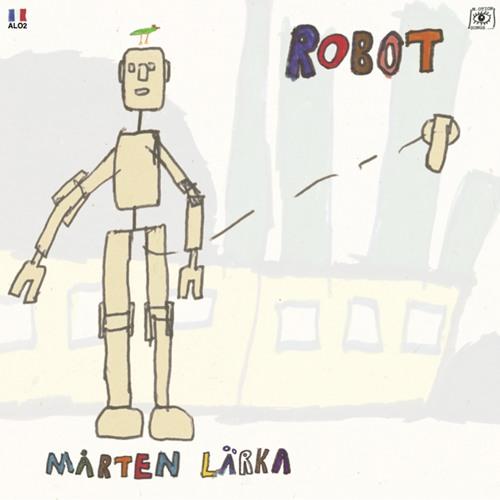 Mårten Lärka - Robot