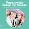 Selamat Ulang Tahun Cinta Kahitna Cover ( A Song For Anindya Ayu Pramesti)