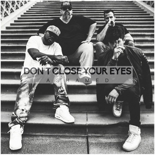 "Kxng Crooked and Jonathan Hay ""Don't Close Your Eyes (Ashamed}"" Produced By Jonathan Hay and Ajami"
