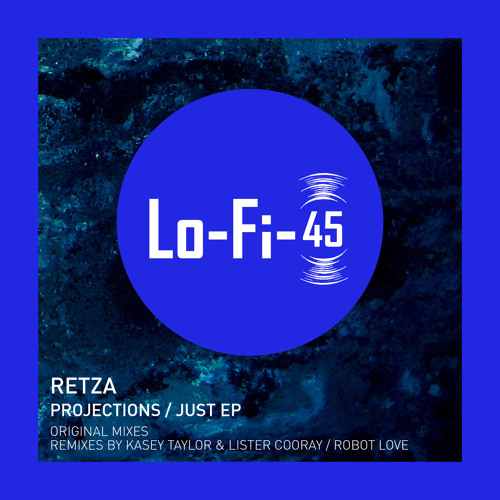 LF002 Retza - Projections/Just EP