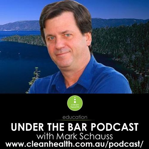 Dr Mark Schauss - Special Guest on Episode 25 of Under The Bar Podcast