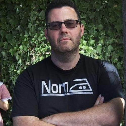 Crime writer Adrian Mckinty