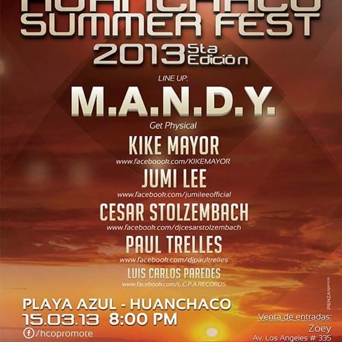 Live @ HCO Summer Fest (15-03-13)