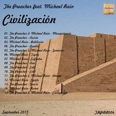 The Preacher feat. Michael Rain - Civilización L.P. - The Preacher Records 004 (THPRR004)
