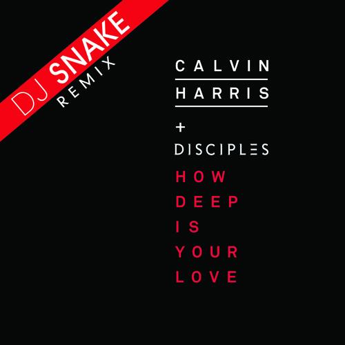 Calvin Harris - How Deep Is Your Love (Dj Snake Remix)