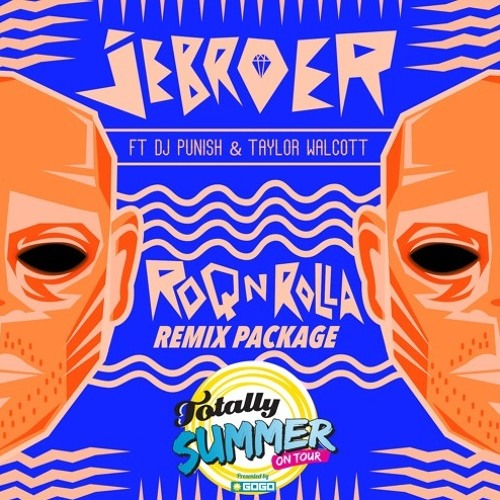 Jebroer & DJ Punish - Roq N Rolla Ft. Taylor Walcott (DirrtyBerry & DJ Punish Remix)